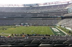 Metlife stadium, the home of the Giants and Jets.