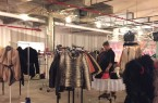 The holiday market includes a variety of different clothes suitable for the winter season.