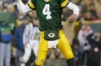 Former NFL QB Brett Favre has admitted that he's experienced memory lapses, an early sign of CTE. Photographer: Elvis Kennedy