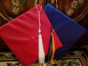 Caps for Graduation