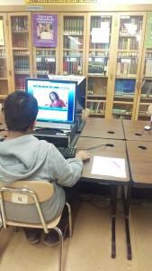 Mehrab Hossain utilizing the TERC database.