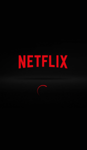 Netflix Streaming Page