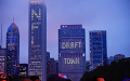 The NFL draft took place in Chicago for the second straight year in a row. Photographer: Omair khan