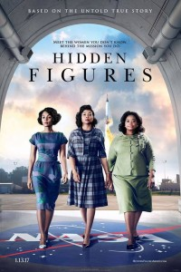 Taraji P. Hensen, Octavia Spencer, and Janelle Monae are the strong female leads in Hidden Figures, still in theaters now. Photo Credit: 20th Century Fox