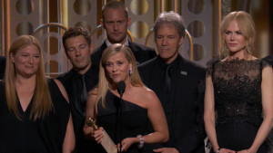 Time's Up Movement takes center stage at Golden Globe awards Credit:CBS News