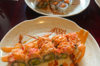 Tokoyo Roll and Spicy Tuna  Photo Credits: Kelliana Seeraj 