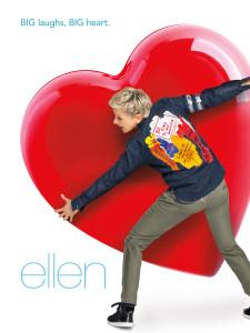 Caption: The Ellen DeGeneres show has been on air for 16 seasons.