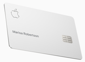 If a store doesn't support Apple Pay, users can pull out the physical card to complete a transaction with 1% cash-back.