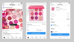You can now click on a product you like on Instagram and purchase it directly on the app from select brand profiles. Credit: Digital Trends