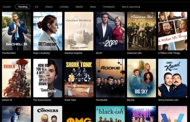 Netflix vs. Networks